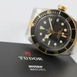 Tudor Heritage Black Bay S&G!