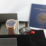 "Oris Carl Brashear ""Bronze"" Chronograph Limited Edition!"
